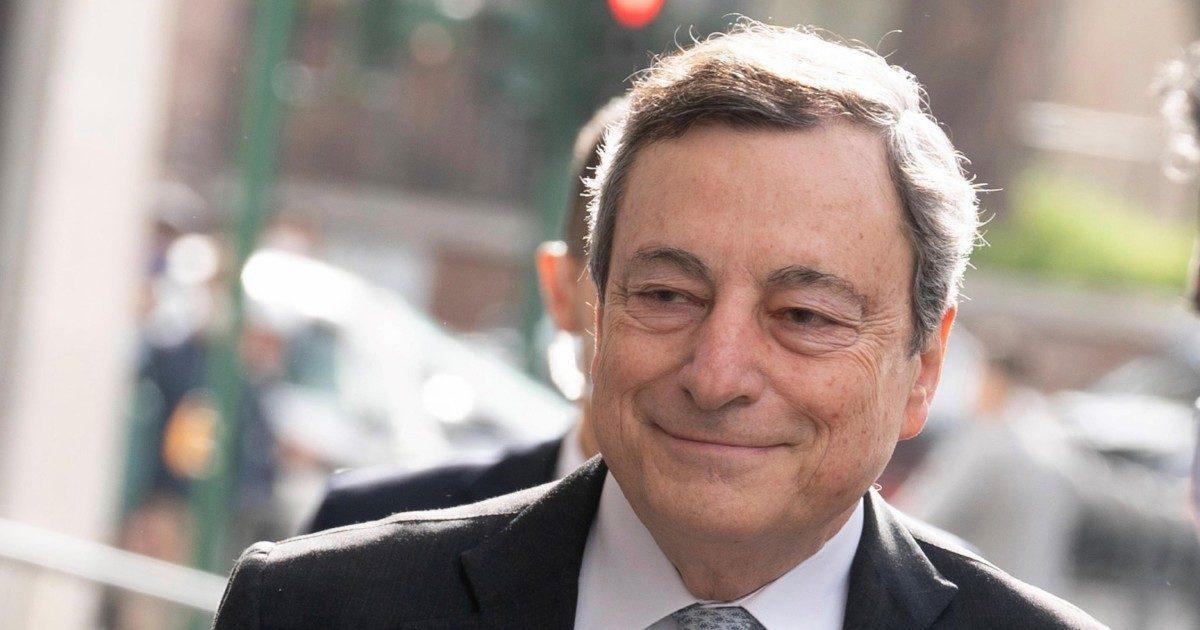 Faccia da poker, Roma e cravatte: identikit di Draghi