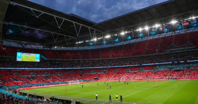 """Variante Delta, il numero due di Bruxelles all'Uefa: """"Valutare attentamente"""" se giocare semifinali e finale dell'Europeo a Wembley"""