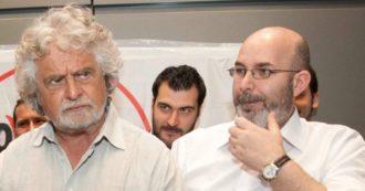 """Grillo minaccia Crimi: """"Autorizza entro 24 ore il voto su Rousseau"""". Il direttivo M5s del Senato e Patuanelli si schierano con il capo reggente"""