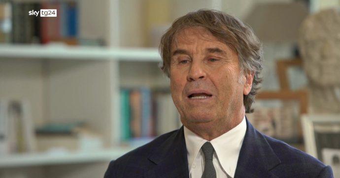 """Brunello Cucinelli: """"Presto in azienda solo con Green Pass. Ai miei dipendenti che rifiutano il vaccino dirò: 'Ti pago ma non lavori'"""""""