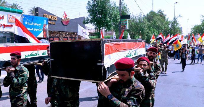 Iraq, le milizie filo-iraniane si accordano per la tregua con gli Usa. Ma bombe di Washington sono anche un avvertimento per Baghdad