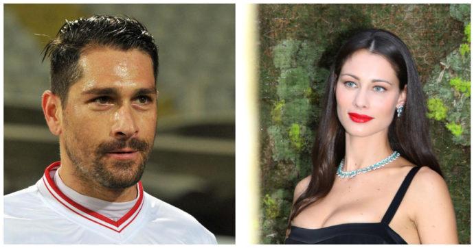 Marica Pellegrinelli dimentica Eros Ramazzotti con Marco Borriello?