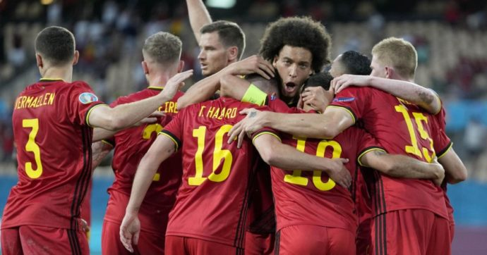 Il Belgio, diviso quasi su tutto, si unisce attorno alla Nazionale. Come l'Italia
