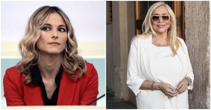 """Francesca Fialdini: """"Mara Venier? Le starò sulle balle, non mi lancia mai"""""""
