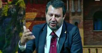 """Salvini torna alla carica e ricandida Draghi al Quirinale: """"Convinto sostegno da parte delle Lega se dà la sua disponibilità"""""""