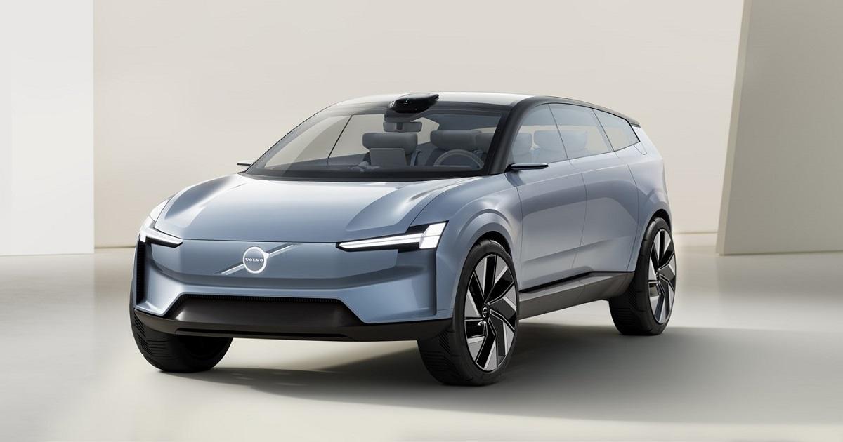 Volvo, i futuri modelli elettrici avranno un nome proprio anziché sigle alfanumeriche