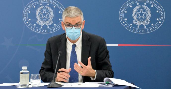"""Covid, Brusaferro (Iss): """"Italia uno dei paesi con circolazione più contenuta grazie alle vaccinazioni"""""""