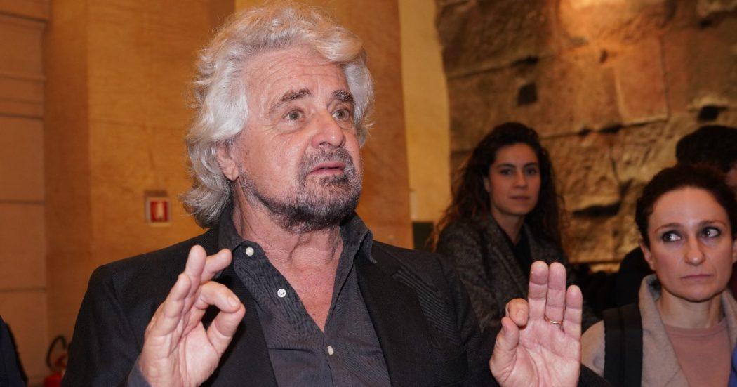 """M5s, la mossa di Grillo: """"Sospeso il voto sul direttivo"""". E nomina 7 eletti per modificare lo statuto di Conte. """"Agire in tempi brevissimi"""""""