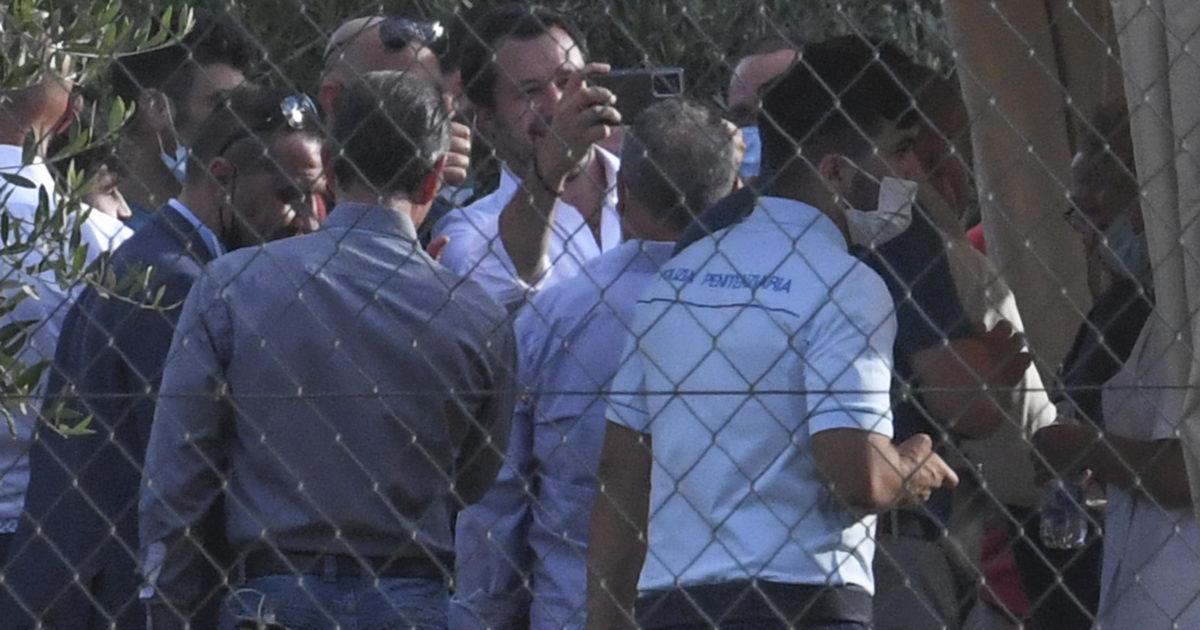 Il Fatto di domani. Violenza in carcere, lo spot di Salvini con gli agenti. Italia, l'avanzata della variante Delta