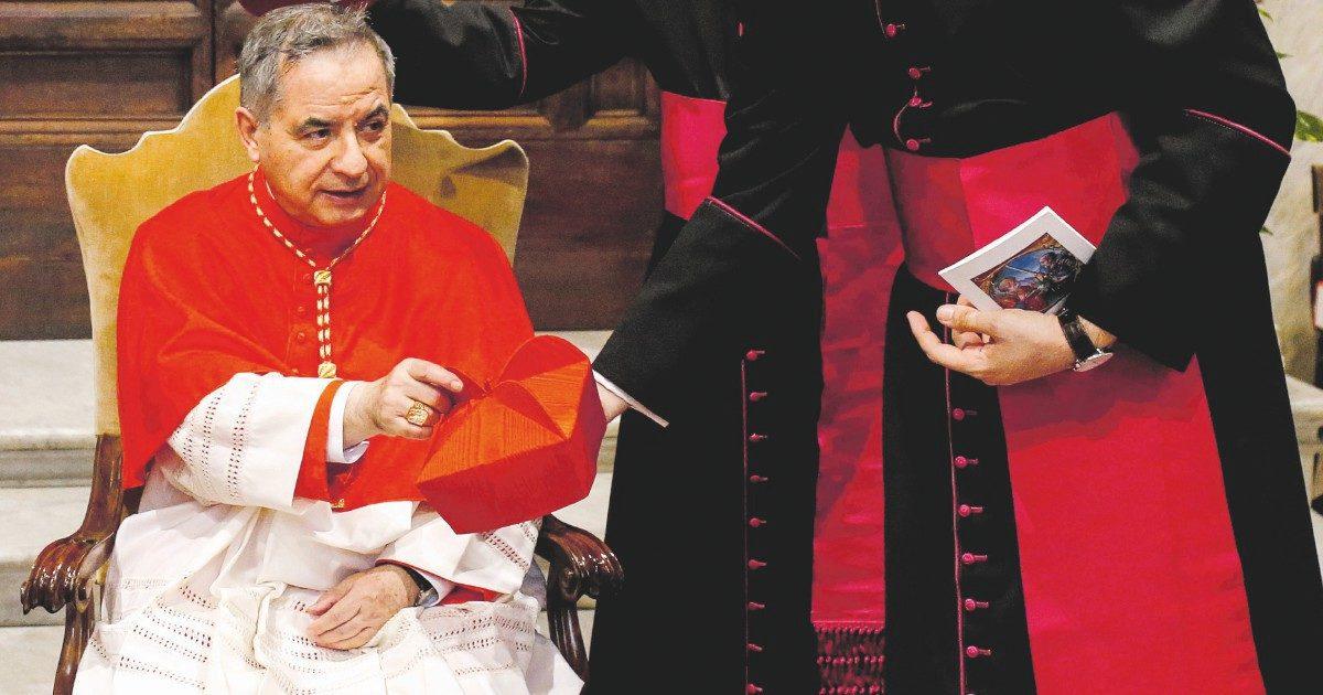 Fondi del Vaticano: Becciu a processo. Soldi pure ai politici