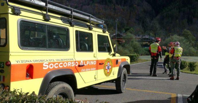 Alpi Apuane, incidente per due escursionisti: morto un uomo. Recuperata la compagna dai soccorritori
