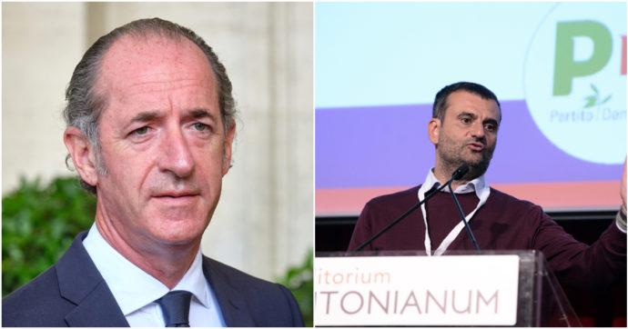 Sondaggio su consenso presidenti di Regione e sindaci: Zaia e Bonaccini in vetta. Decaro tra i sindaci. Male quelli delle grandi città