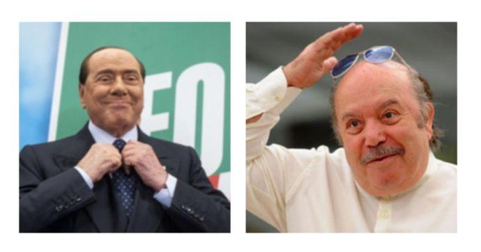 """Silvio Berlusconi, Lino Banfi: """"Lo vorrei presidente della Repubblica. L'11 luglio mi telefonerà per dirmi quello che mi dice da 40 anni"""""""