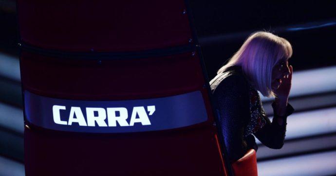 Con Raffaella Carrà ho lavorato solo una volta. La parola che mi viene per descriverla è 'carisma'