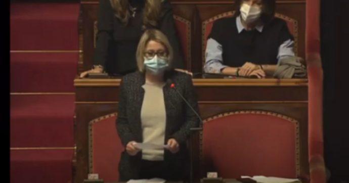 """Ddl Zan, la senatrice Fi Barbara Masini: """"Sono omosessuale e voterò la legge così com'è. In Aula ci sarà più di qualcuno dei nostri a favore'"""