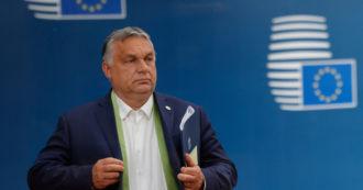 """Bruxelles stoppa il Pnrr dell'Ungheria. Niente soldi ad Orban finché non arrivano garanzie. Budapest: """"Nessuno stop"""""""
