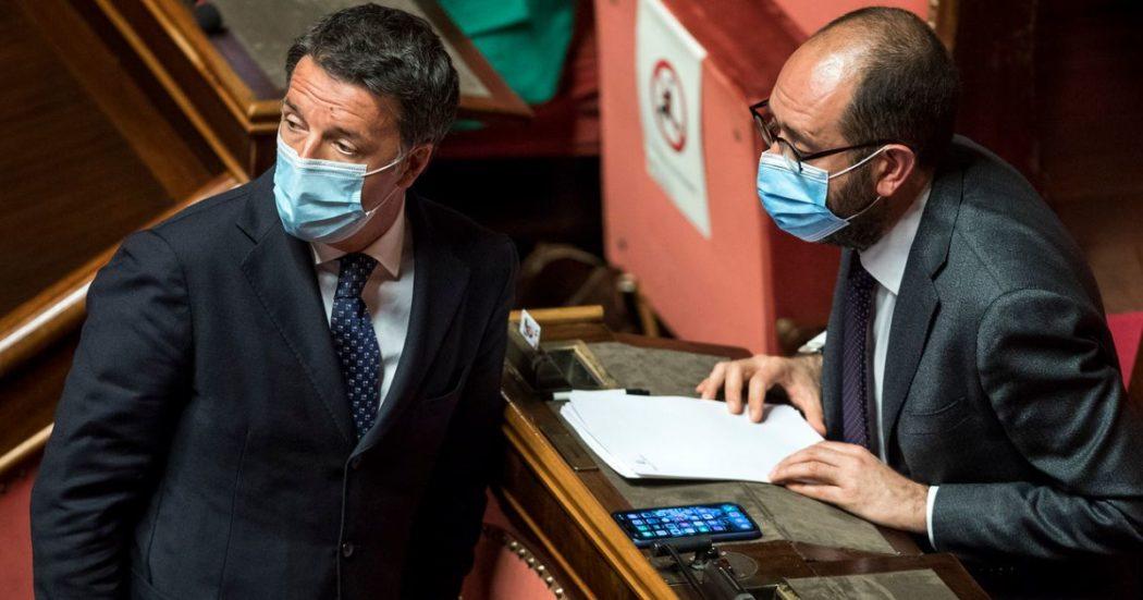 Ddl Zan, Renzi dà della 'qualunquista' a Chiara Ferragni che ha criticato la sua giravolta sui diritti. Fedez risponde: 'Matteo stai sereno'