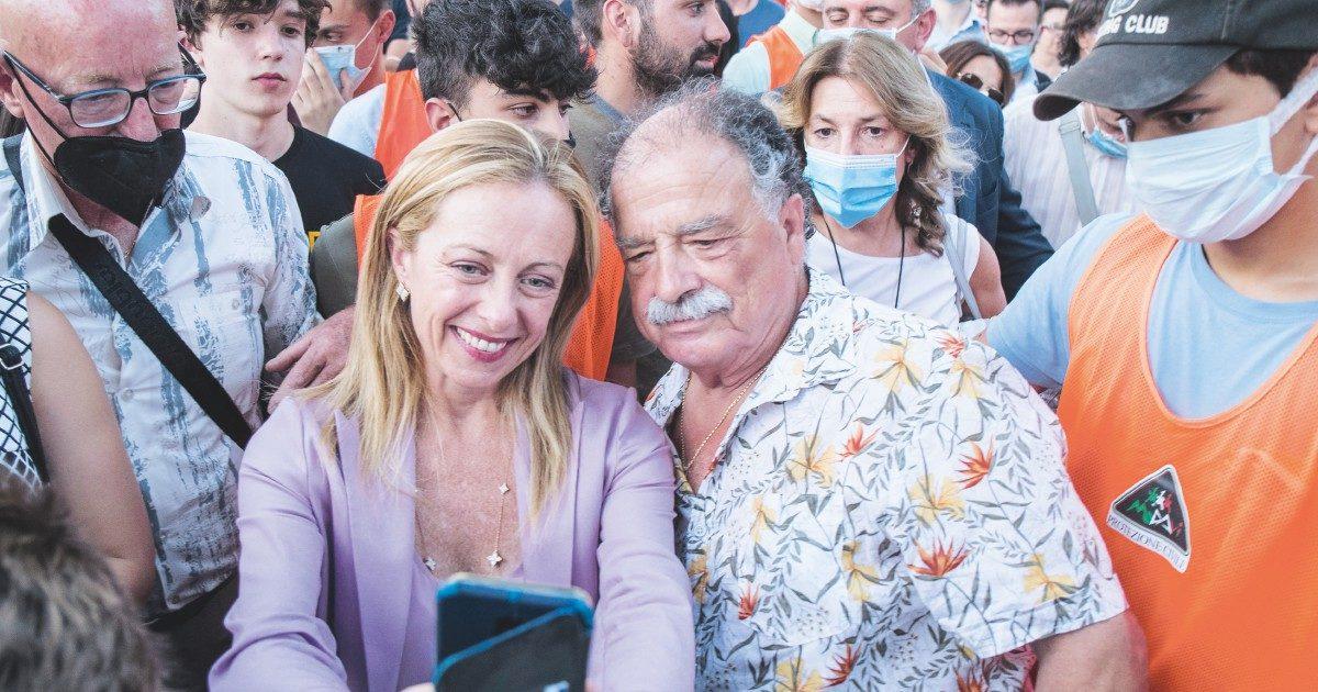 """FdI al 20% coi delusi Lega&5S """"Ma il  rischio è un partito-taxi"""""""