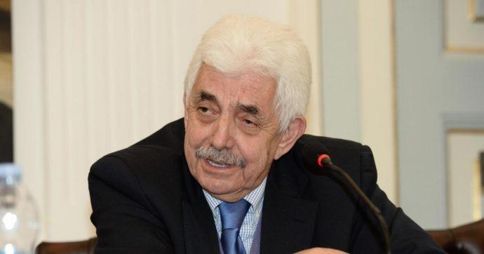 È morto a 78 anni Giuseppe Tesauro, giurista napoletano ex presidente della Consulta