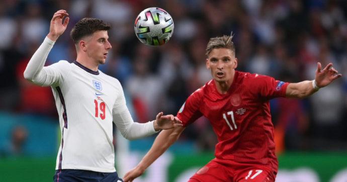 Europei 2021, Inghilterra batte la Danimarca 2 a 1: affronterà in finale l'Italia di Mancini