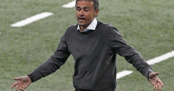 """E ora Luis Enrique tifa Italia: """"Spero possa vincere l'Europeo. Deluso per la semifinale? Sì, ma non triste: bisogna sapere anche perdere"""""""