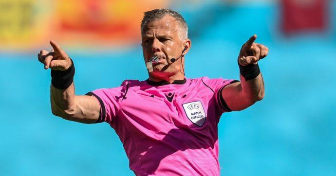 Italia-Inghilterra, l'olandese Bjorn Kuipers scelto come arbitro della finale degli Europei