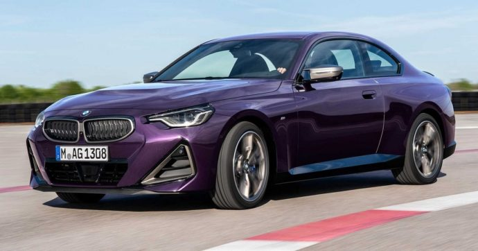 BMW Serie 2 Coupé, arriva la nuova generazione – FOTO