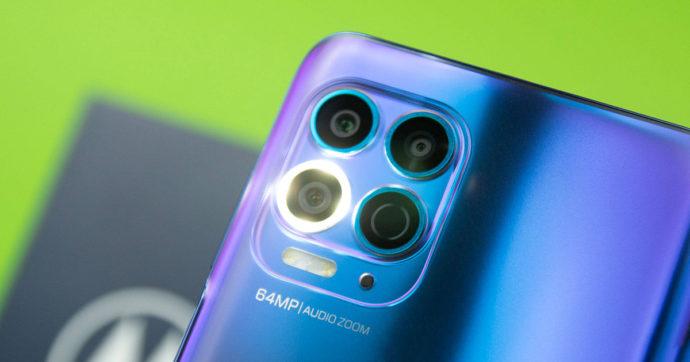 Motorola Edge 20, la certificazione cinese rivela aspetto e caratteristiche tecniche