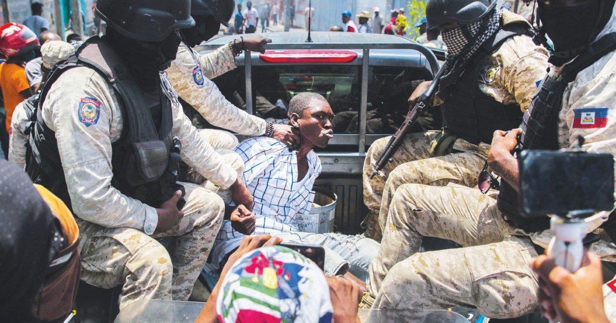 Haiti: come ti ammazzo il Presidente
