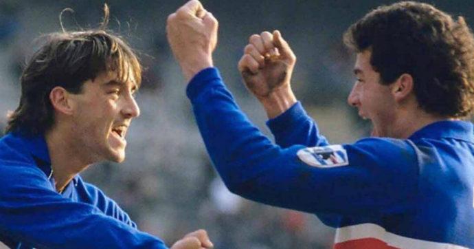 """Roberto Mancini e la speciale dedica a Gianuca Vialli nel giorno del suo compleanno: """"Fratellino e bomber, tanti auguri"""""""
