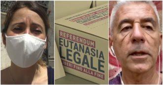 """Referendum eutanasia, la ministra Cartabia blocca la firma digitale. L'associazione Coscioni le scrive: """"Così si negano diritti civili, rimedi"""""""