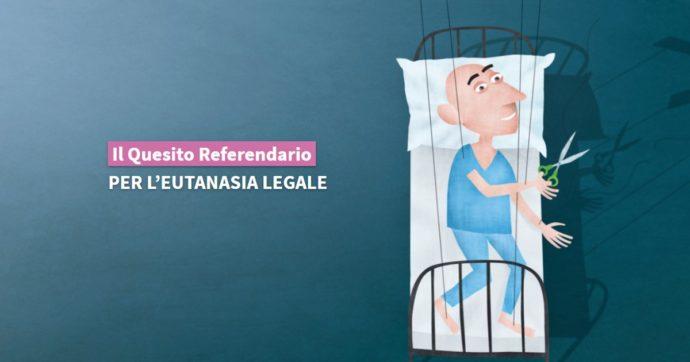 """Referendum Eutanasia legale, la denuncia dell'Associazione Coscioni: """"I Tg nazionali non informano sulla raccolta firme"""""""