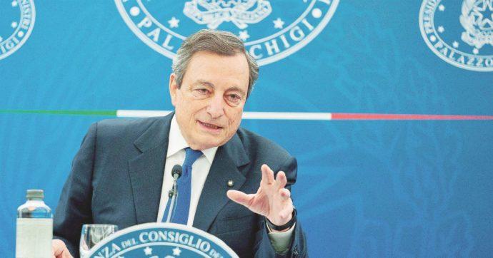 """""""Effetto D"""", """"SuperMario"""", """"schiacciasassi"""", """"ispiratore dell'Italia che eccelle"""": per il Messaggero la vittoria è merito di Draghi"""