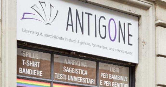 """Milano, la libreria Lgbt Antigone derubata il giorno del Pride. Il fondatore: """"Manca la conoscenza della cultura Lgbt"""""""