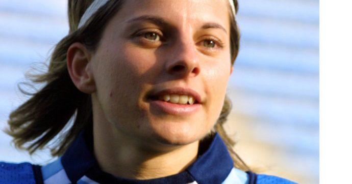 In bocca al lupo, Katia Serra! Una telecronista per i maschi è una svolta, non solo per il calcio