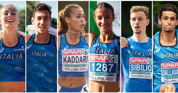 Atletica Under 23, ecco chi sono i campioni europei azzurri premiati da Draghi a Palazzo Chigi. Per l'Italia mai così tante medaglie