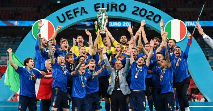 Italia-Inghilterra 4-3 dcr, azzurri campioni d'Europa: maestri a casa loro.  La raddrizza Bonucci, Donnarumma para i rigori decisivi - Il Fatto  Quotidiano