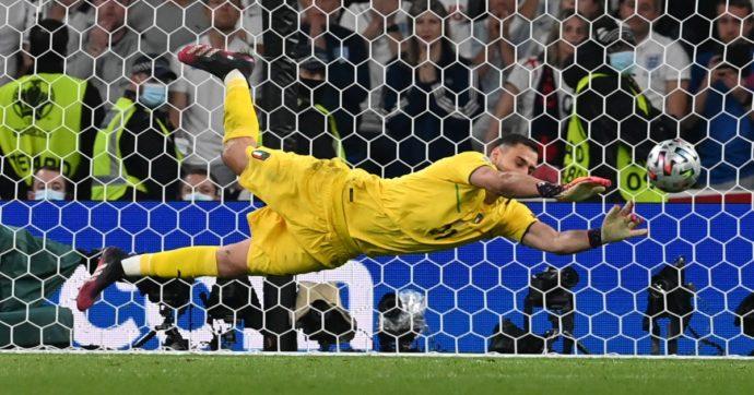 Italia-Inghilterra 4-3 dcr, gli azzurri campioni d