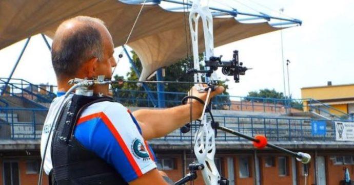 """Kelmend Cekaj, il pluricampione italiano di tiro con l'arco paralimpico e il sogno a 5 cerchi: """"Ora cerco uno sponsor e un lavoro"""""""