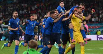 Italia campione d'Europa: il coraggio azzurro più forte dei 60mila di Wembley. E la strafottenza inglese si trasforma in incubo