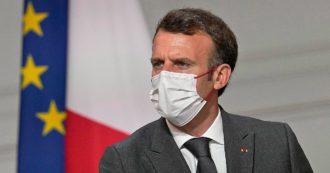 """Covid, l'annuncio di Macron ai francesi: """"Vaccino obbligatorio per il personale sanitario"""". Pass sanitario per eventi"""