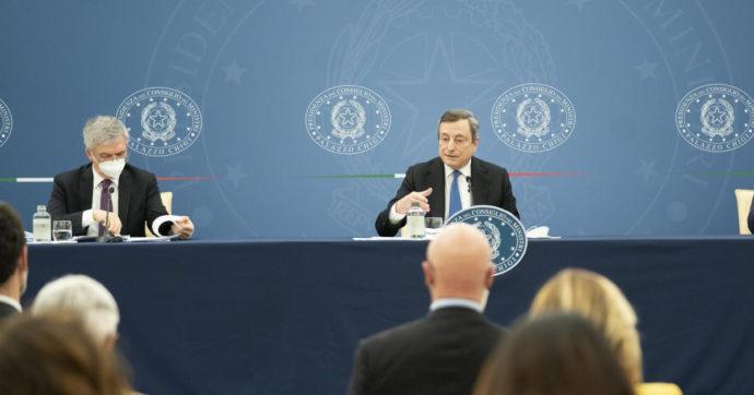 """Ue, Ecofin approva Pnrr italiano. I primi fondi già entro luglio. Draghi: """"Questa decisione è motivo di orgoglio per l'Italia"""""""