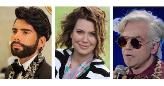 Ballando con le stelle: Morgan, Sabina Guzzanti e Federico Fashion Style tra i concorrenti