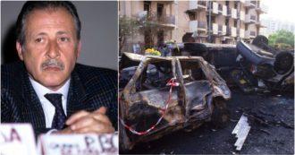 """Borsellino, l'Antimafia Sicilia accusa i servizi: """"Nessuna collaborazione con la nostra indagine. Preferiscono accettare sospetti sul coinvolgimento nella strage di via d'Amelio"""""""