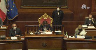 Ddl Zan, il testo arriva al Senato: segui la discussione in diretta