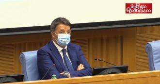"""Prescrizione, Renzi: """"Riforma Cartabia? M5s la porterà in Aula, anche noi vogliamo cambiarla ma in senso opposto. Porteremo emendamenti"""""""