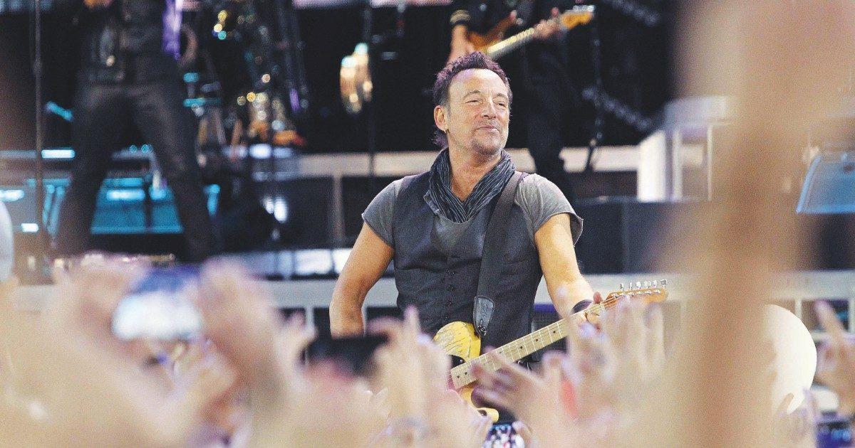 """Milan e Inter """"puniscono"""" Bruce Springsteen (e i fan)"""