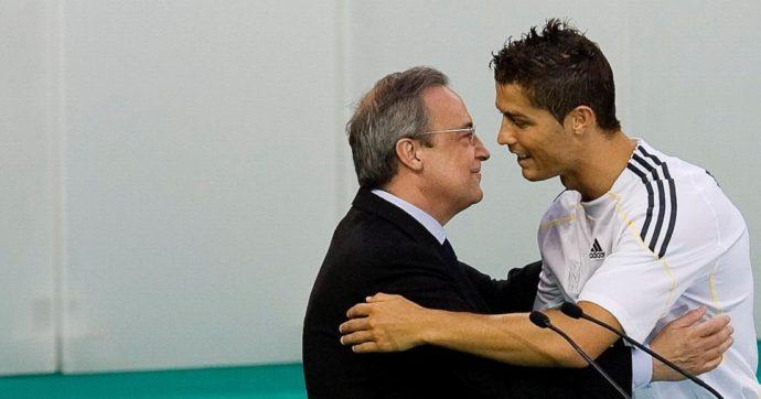 """""""Cristiano Ronaldo è un imbecille e Mourinho un viziato"""": gli audio scioccanti del presidente del Real Madrid"""