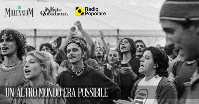 """Genova 20 anni dopo. Lo speciale con le voci dei blogger e dei giornalisti del Fatto: """"Un altro mondo era possibile"""""""