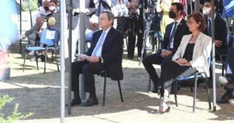 """Santa Maria Capua Vetere, Draghi e Cartabia acclamati al grido """"indulto, indulto"""" dai detenuti del carcere teatro delle violenze"""
